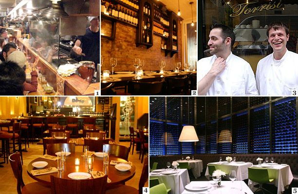 The Favorite New York Restaurants Of City S Top Food Bloggers