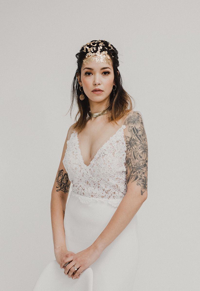 Alyssa Kristin Bridal | Chicago Wedding Dress Designer | Alisha Tova ...
