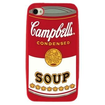Perfect for keeping track of your iPhone in the dorms.  Campbell's® Soup Can iPhone Case #CS901 - CampbellShop