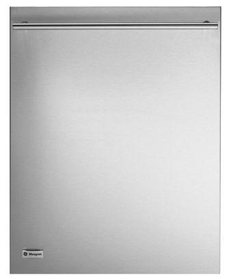 Zbd6920pss Ge Monogram Energy Star 24 Fully Integrated Dishwasher