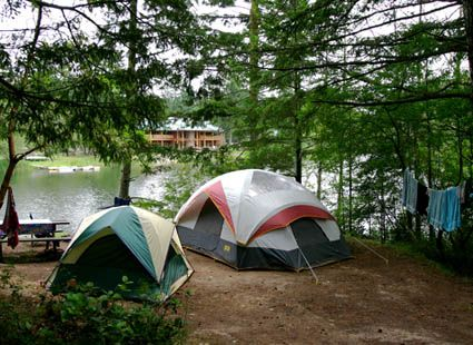 Friday Harbor Hotel & Luxury Camping on San Juan Island