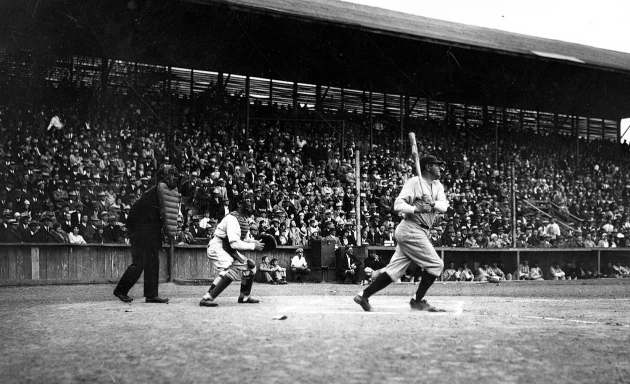 July 19 1920 At Yankee Stadium Babe Ruth Crushed His 30th Home Run Of The Season Breaking His Own Single Season Vintage Baseball Babe Ruth America S Pastime