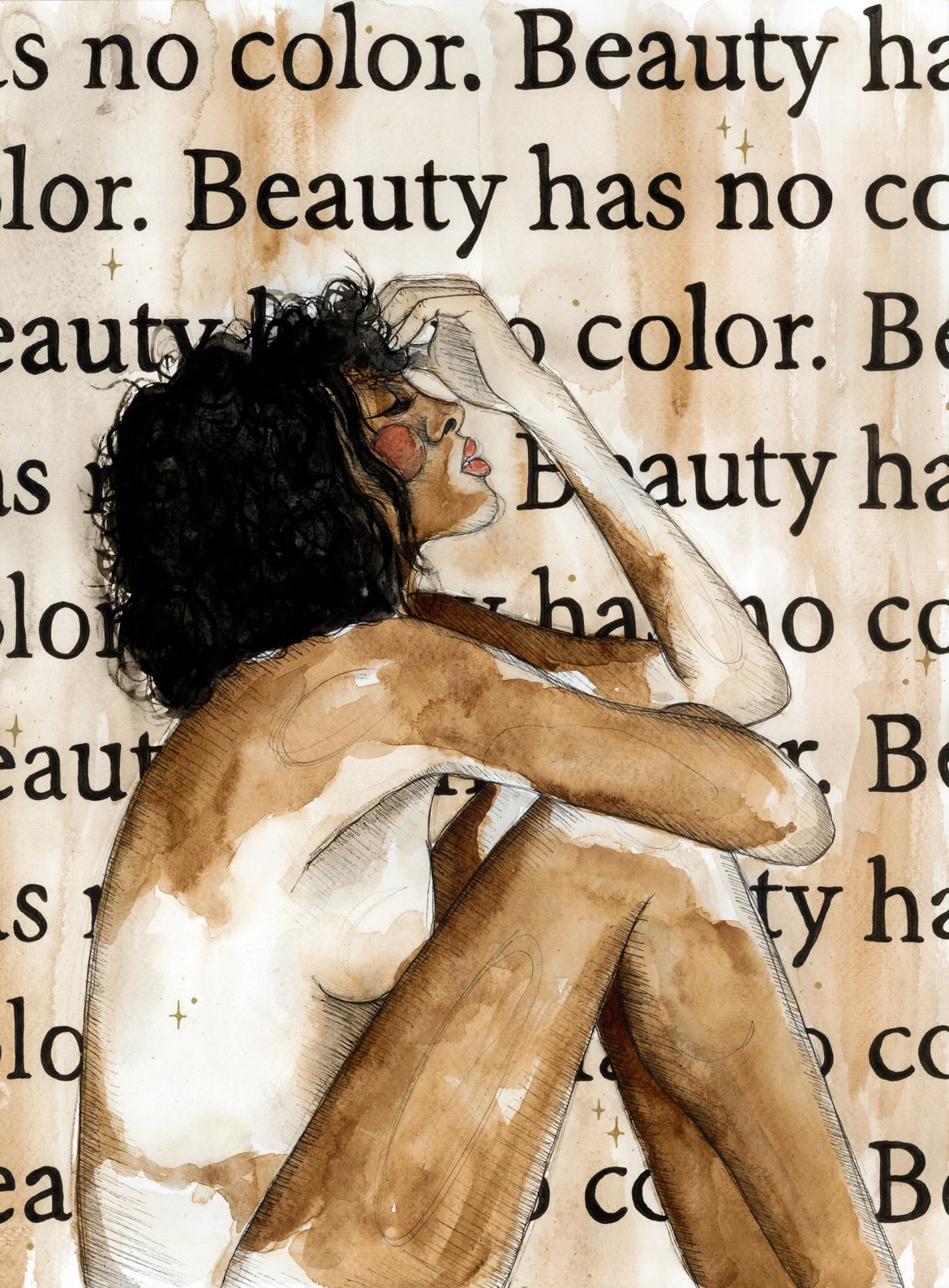 Dessin Drawing Peinture Paint Aquarelle Watercolor Canson