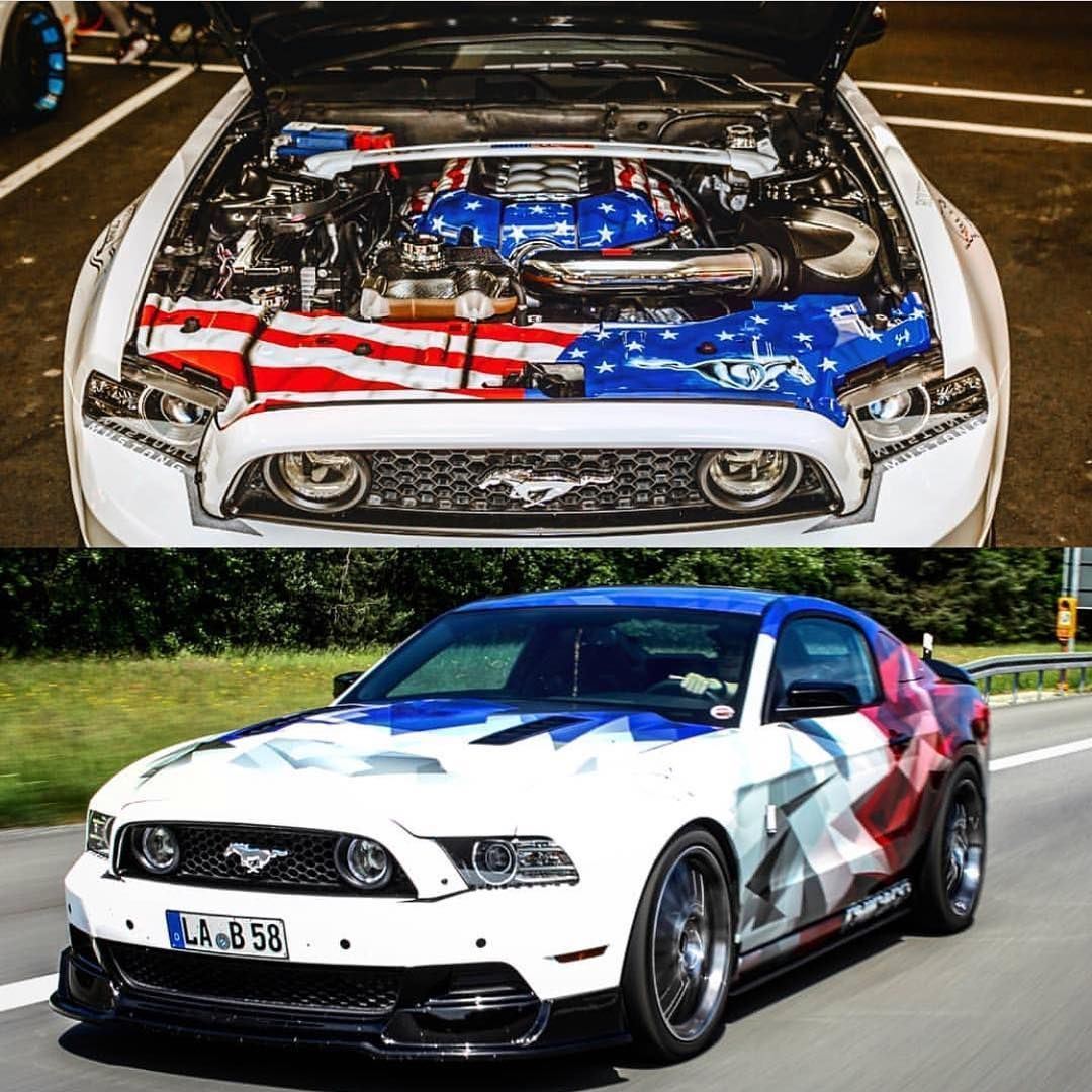 Muscle cars ford mustang unstoppable horse americanstyle