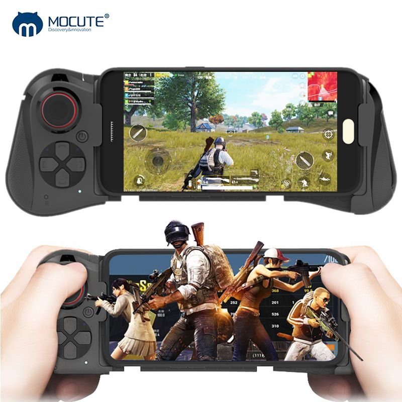 Joypad Game Controller Touch Screen Ultra-thin Mobile Joystick for IPhone//iPad