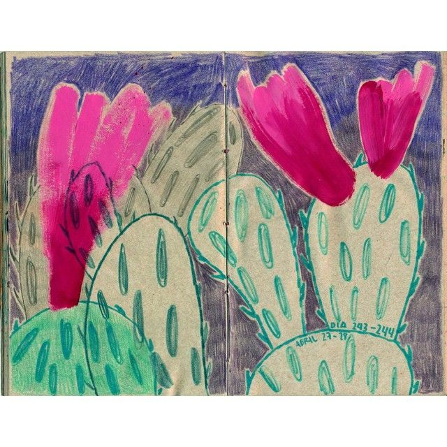 Un dibujo diario en mi libreta @pieldemole. Día 243-244, abril 27-28. #ilustración #illustration #sketch #sketchbook #diariocreativo #doodle by amandamijangos http://ift.tt/1I7A4JP