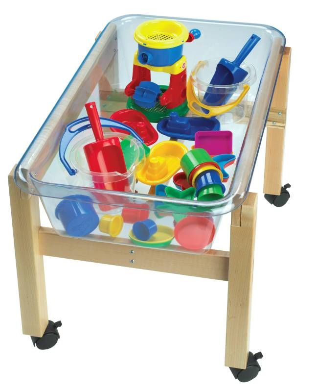 Lovely This USA Made Sand And Water Table Includes Table With Cover And Sand And  Water