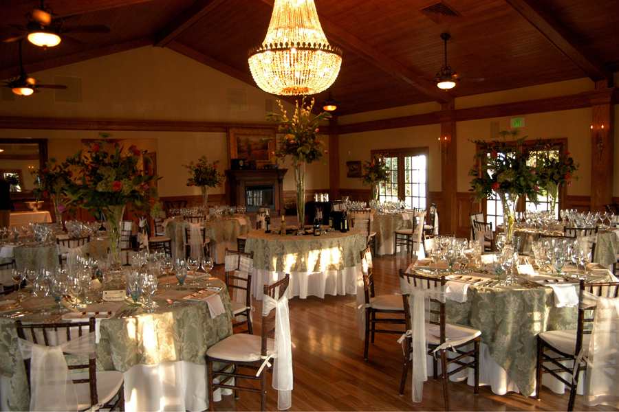 The Gardens Of Great Oaks And Talk Of The Town Catering Are A Great Pair To