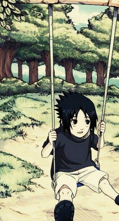 Sasuke child   Otaku   Naruto, Sasuke, Naruto mangá