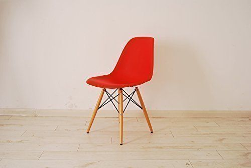 Sedie Ufficio Eames : Hnnhome sedia moderna dsw eames ispirata alla torre eiffel in