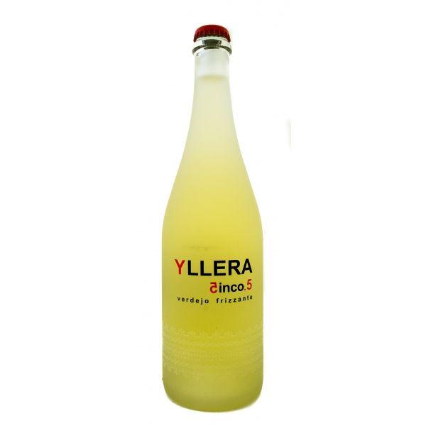 Yllera 5 5 Verdejo Frizzante Vino De Espana Vino Blanco Y Compras