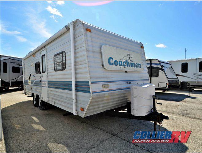 Used 1997 Coachmen Rv 248tb Travel Trailer At Collier Rockford Il