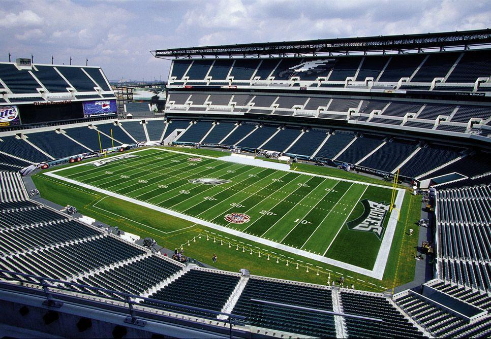Lincoln Financial Field Philadelphia Eagles Stadium Lincoln Financial Field Nfl Stadiums