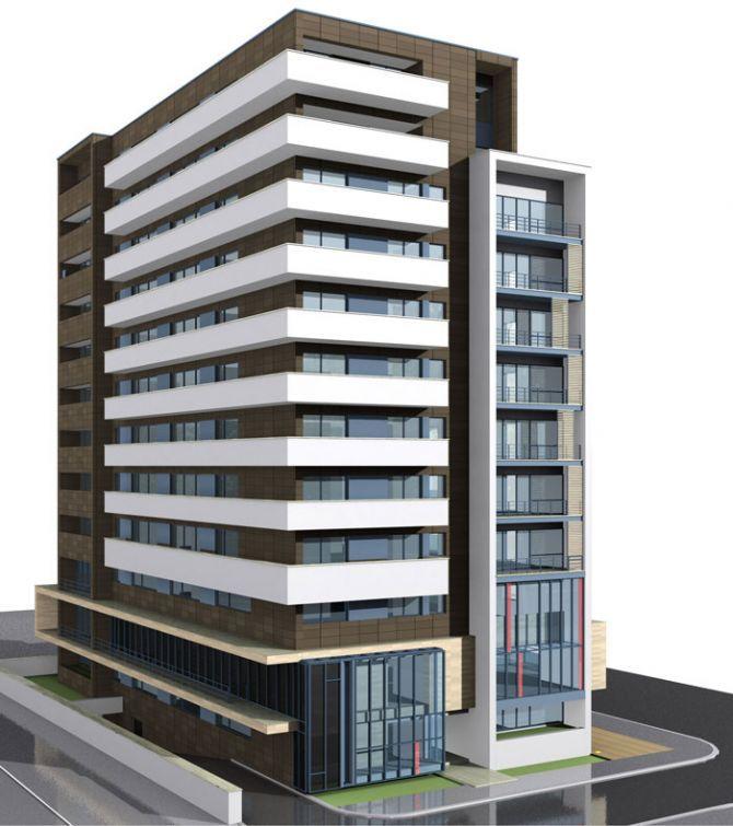 Urban Office. Future BuildingsModern BuildingsOffice BuildingsModern  ArchitectureBuilding FacadeModern ApartmentsBuilding ...