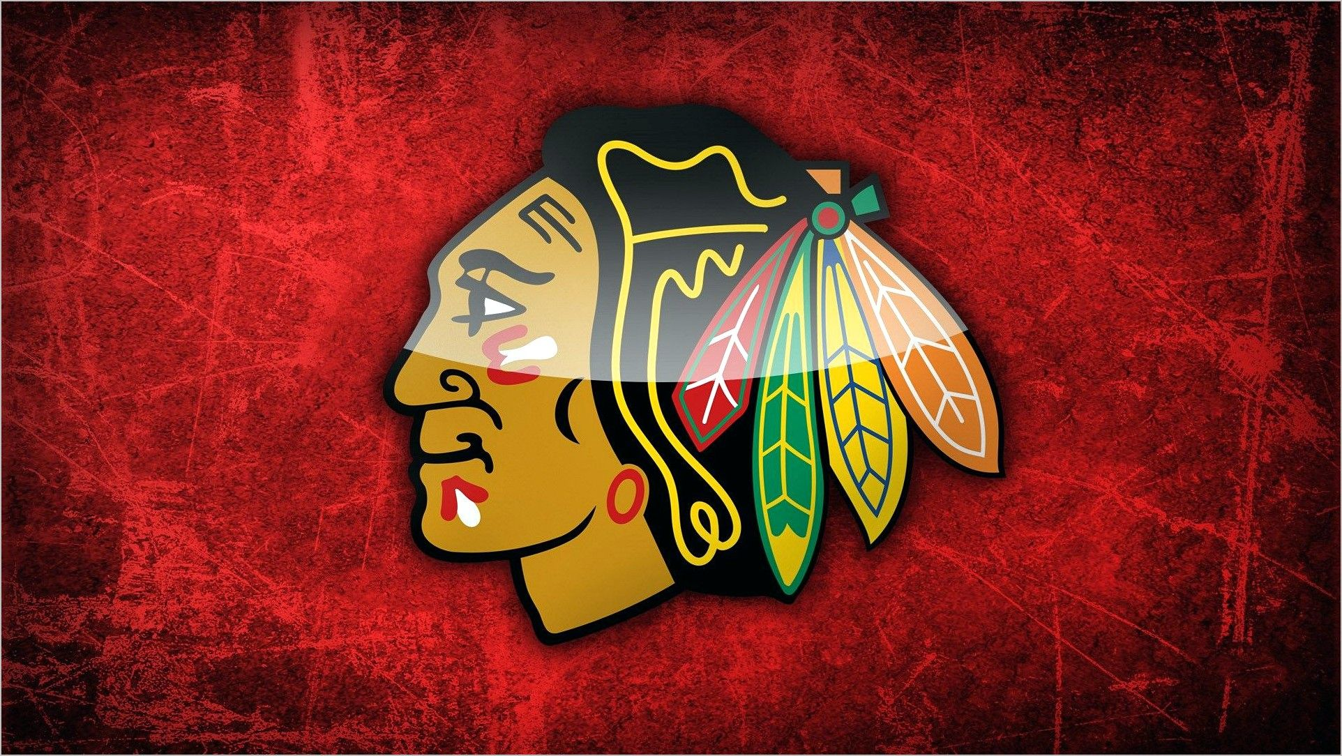 Chicago Blackhawks 4k Wallpaper In 2020 Chicago Blackhawks Wallpaper Chicago Blackhawks Blackhawks
