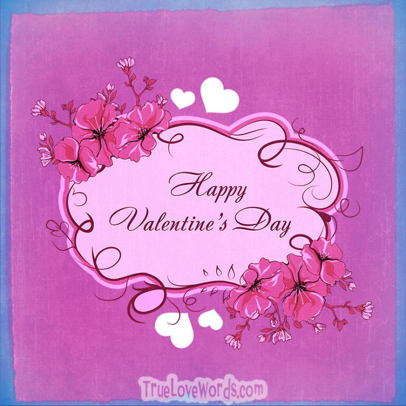 Romantic Valentine\u0027s Day Messages for Her Messages, Happy birthday - valentines cards words