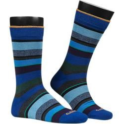 Photo of Gallo Herren Socken, Baumwolle, blau gestreift Gallo