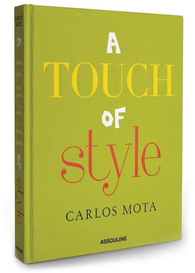 Assouline A Touch of Style book