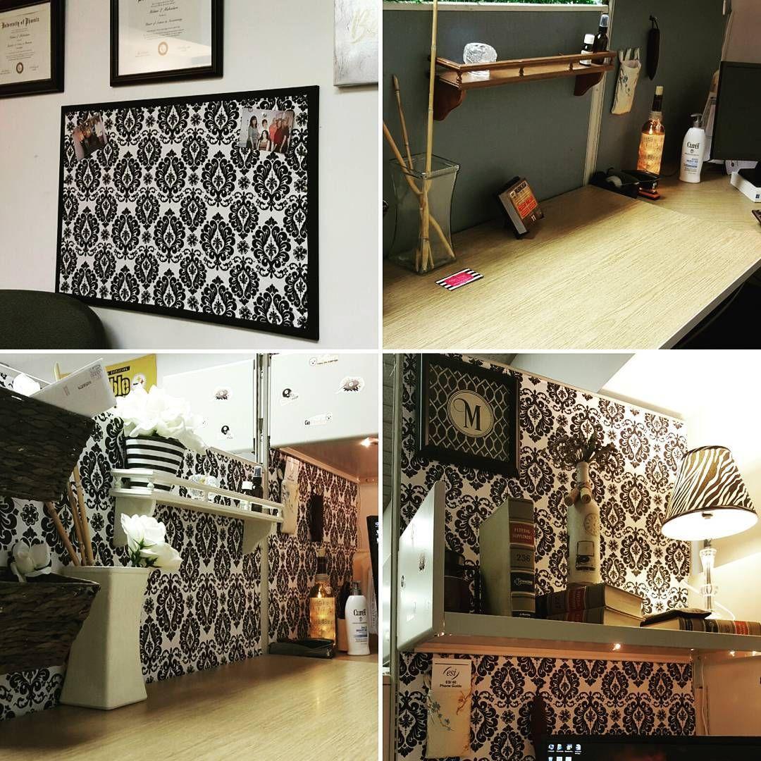 Elegant Office Decorating Ideas: Elegant Cubicle Decor