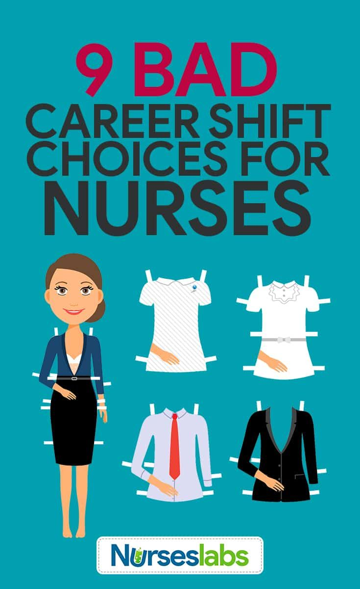 9 bad career shift choices for nurses funny nurse quotes
