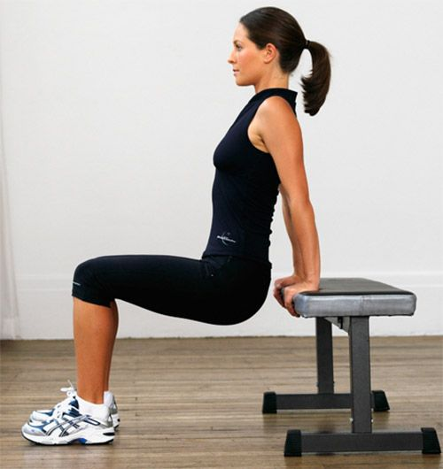 Top 10 Dips Exercises Flabby Arm Workout Arm Workout Arm Workout No Equipment
