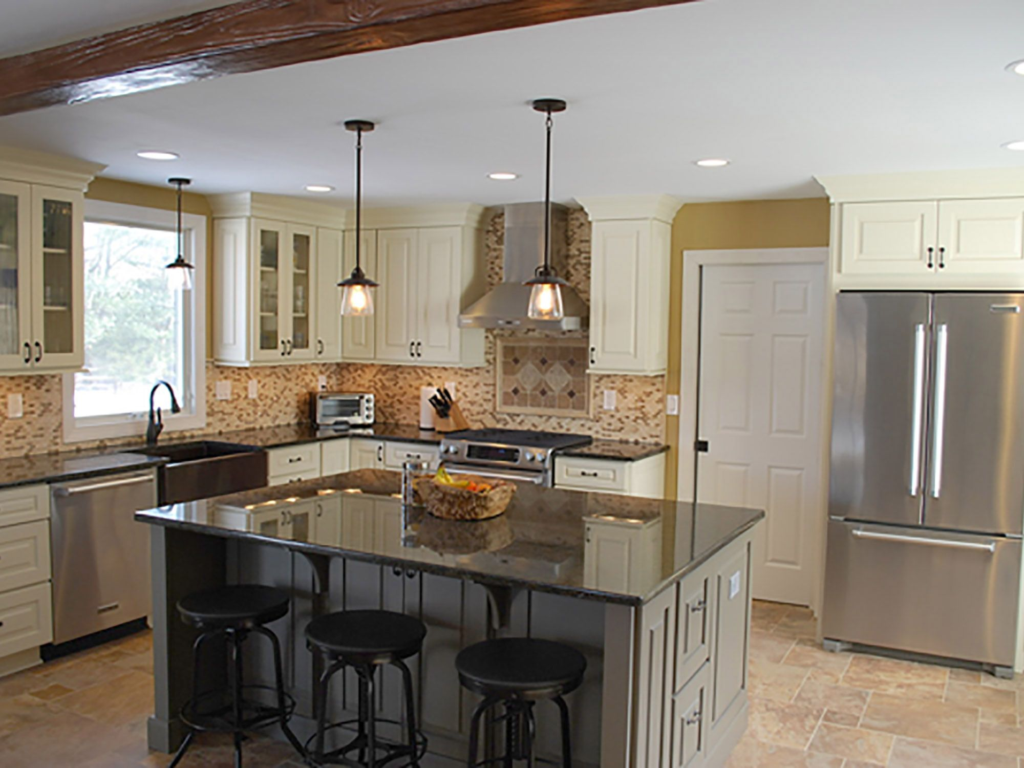 5 after pennington new jersey kitchen renovation features