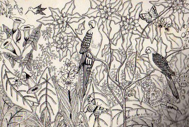 La Selva - Enriqueta Mölder