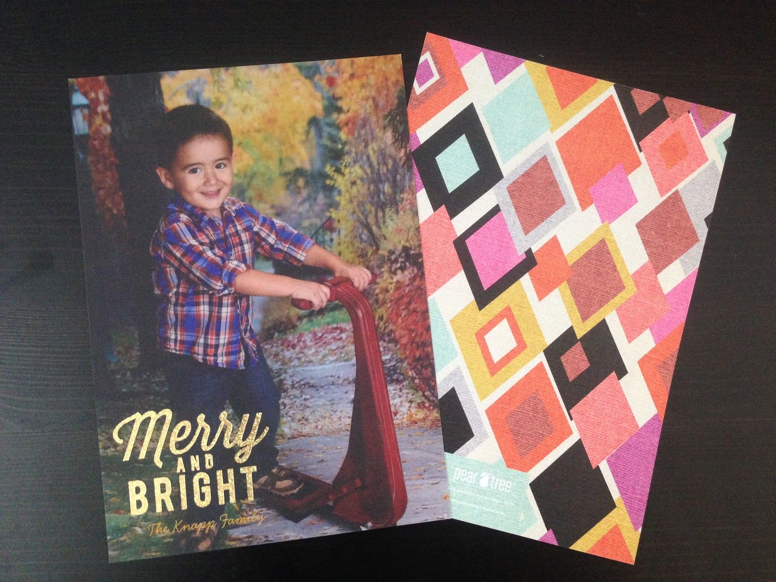 Outnumbered 3 to 1 beautiful holiday photo cards from pear tree outnumbered 3 to 1 beautiful holiday photo cards from pear tree greetings kristyandbryce Gallery