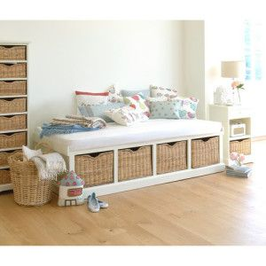Item of the day: Farmhouse storage bed