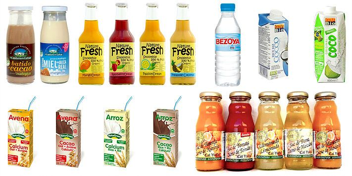 BIO for ALL, alimentación y bebidas ecológicas para empresas