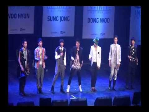 인피니트  Chris brown 의 With you 좋다~~^^ • Wow. Their voices surprisingly suits this type of song or genre. RnB/Soul. So this is what they look like back then.. So cuuuteee ♡