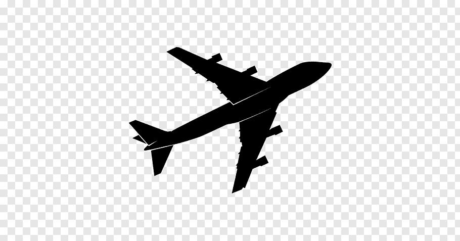 Airplane Aeroplane Free Png Cartoon Airplane Airplane Illustration Airplane Silhouette