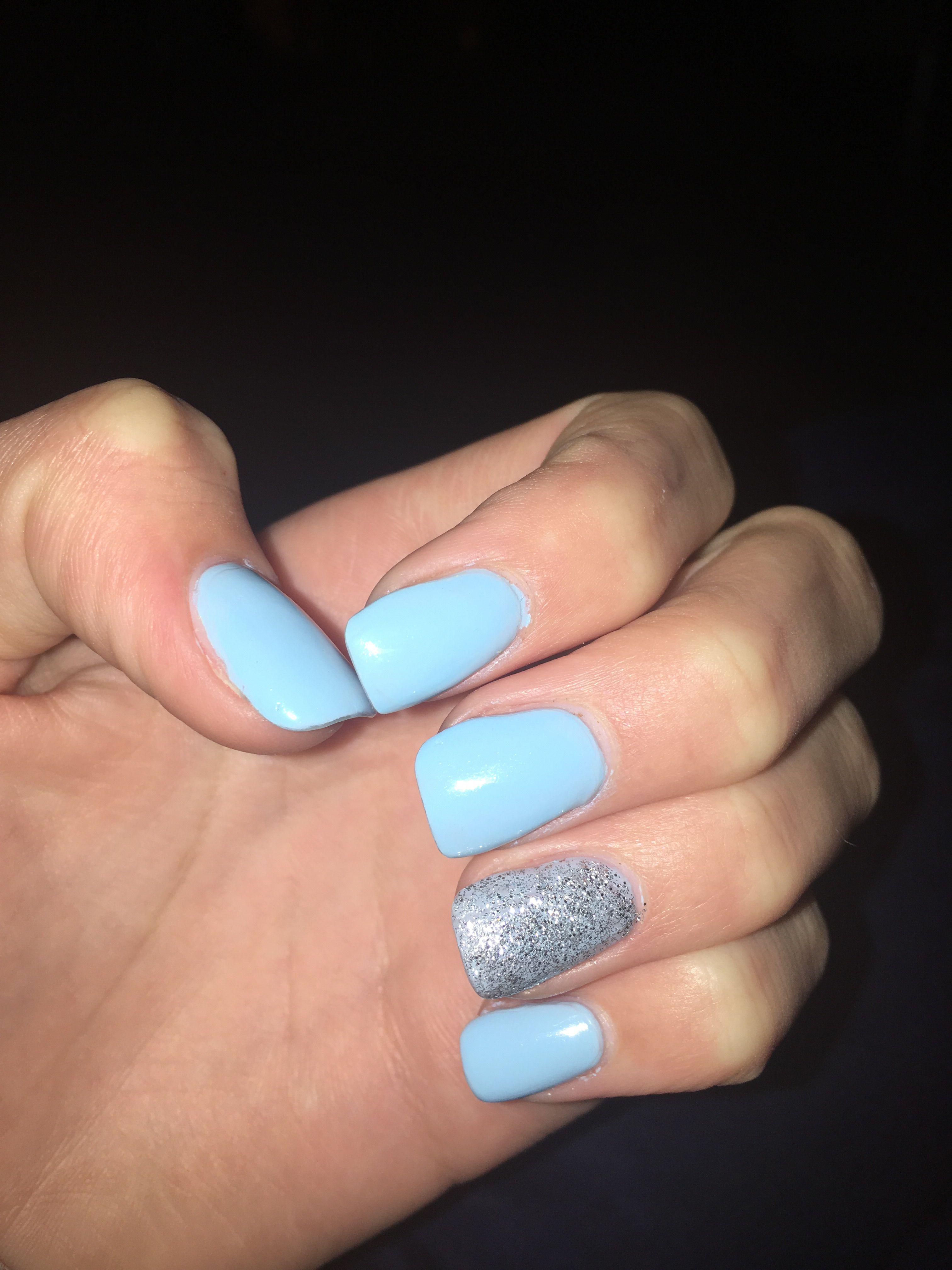 christmasnails #elsanails #frozen #acrylicnails | •nails ...