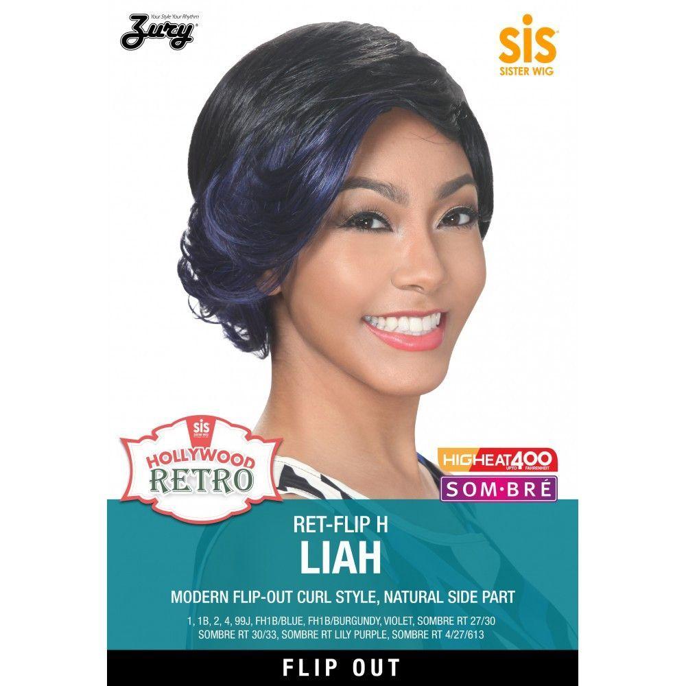 Zury Sis Hollywood Retro Wig Ret-Flip H Liah