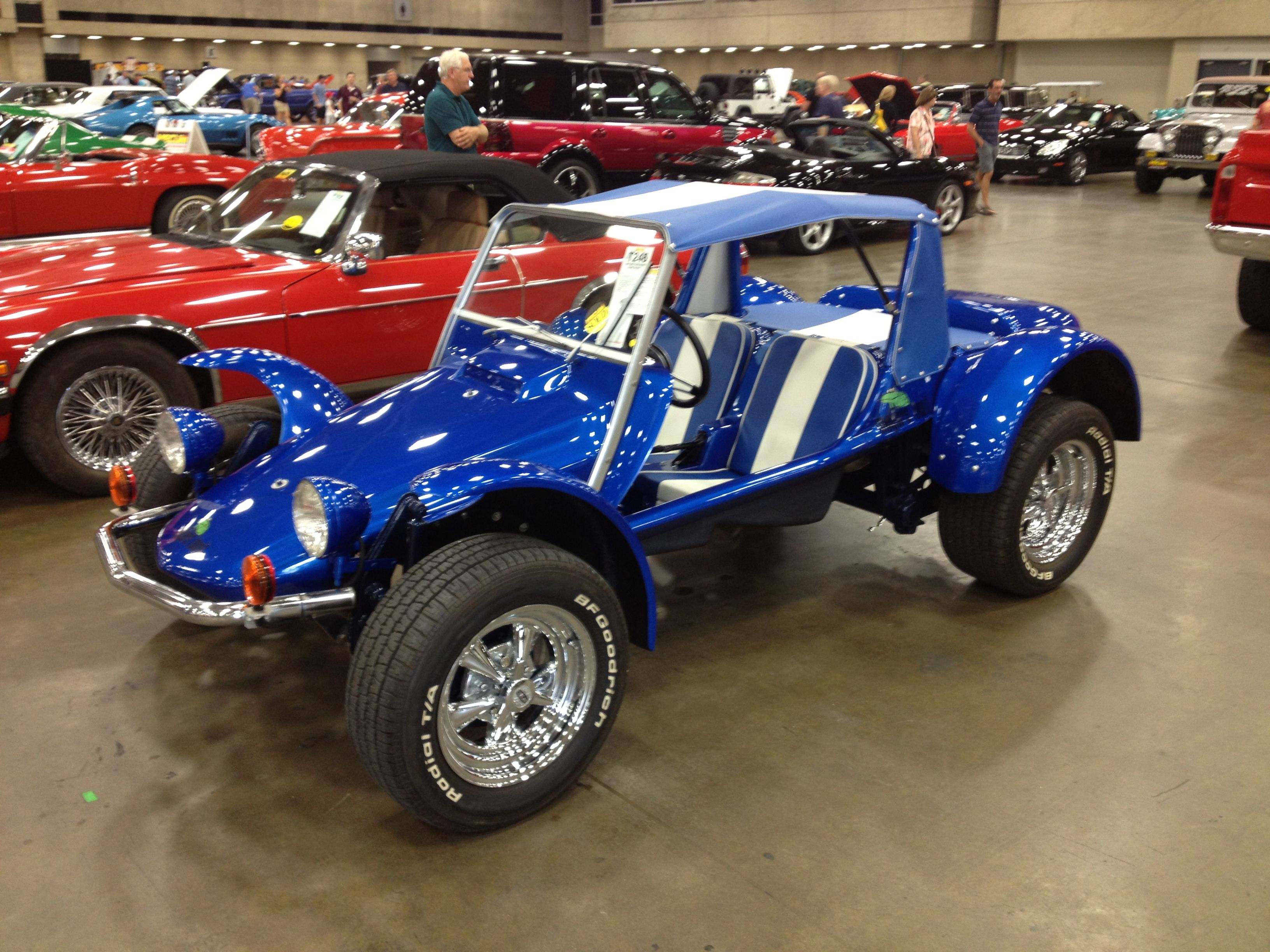 Manx Dune Buggy I Saw At Dallas Texas Mecum Car Auction Wish Would Have