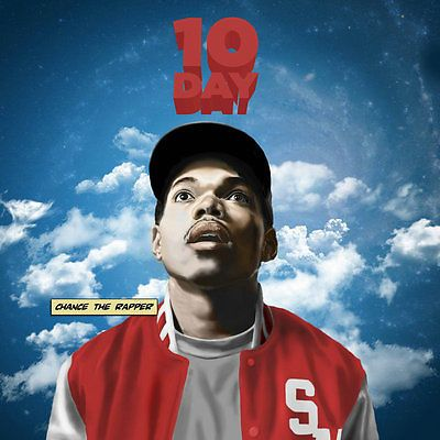 Chance the Rapper Acid Rap Music 10 Day Art Silk Print Poster 24x24inch New