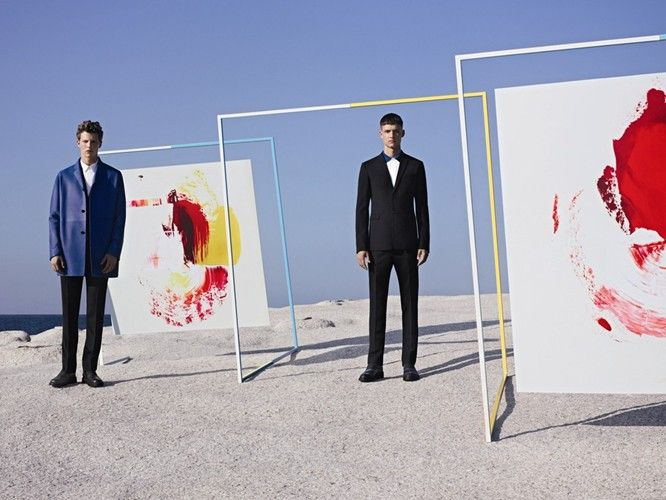 DIOR HOMME SS14 #fashion #dior #photography