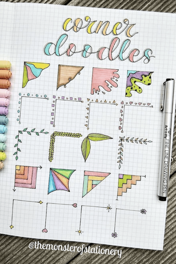 28 March Bullet Journal Ideas You Should Try - Its