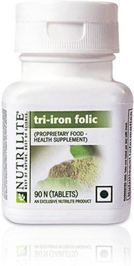 Amway Nutrilite Tri Iron Folic Nutrilite Iron Health