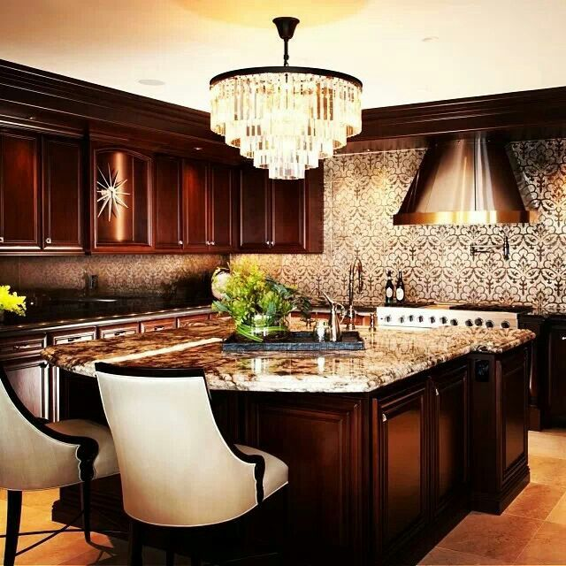 Luxury Home Interior Design Kitchens: Kitchen Decor, Home Decor