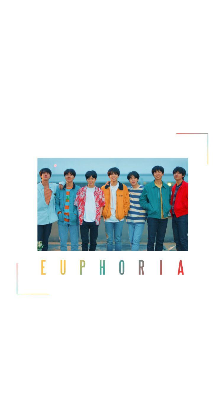 Bts Euphoria Wallpaper Lockscreen Bangtan Love Yourself