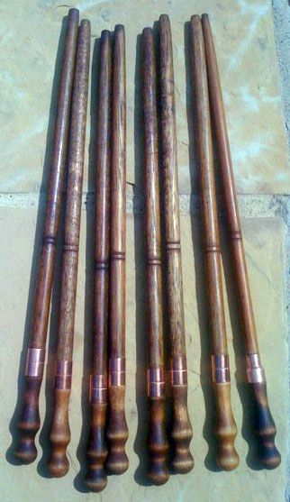 The Wands Suit Tarot Cards Meanings In Readings: Making Your Own Wands. YES! Cheap And Pretty Easy To Make