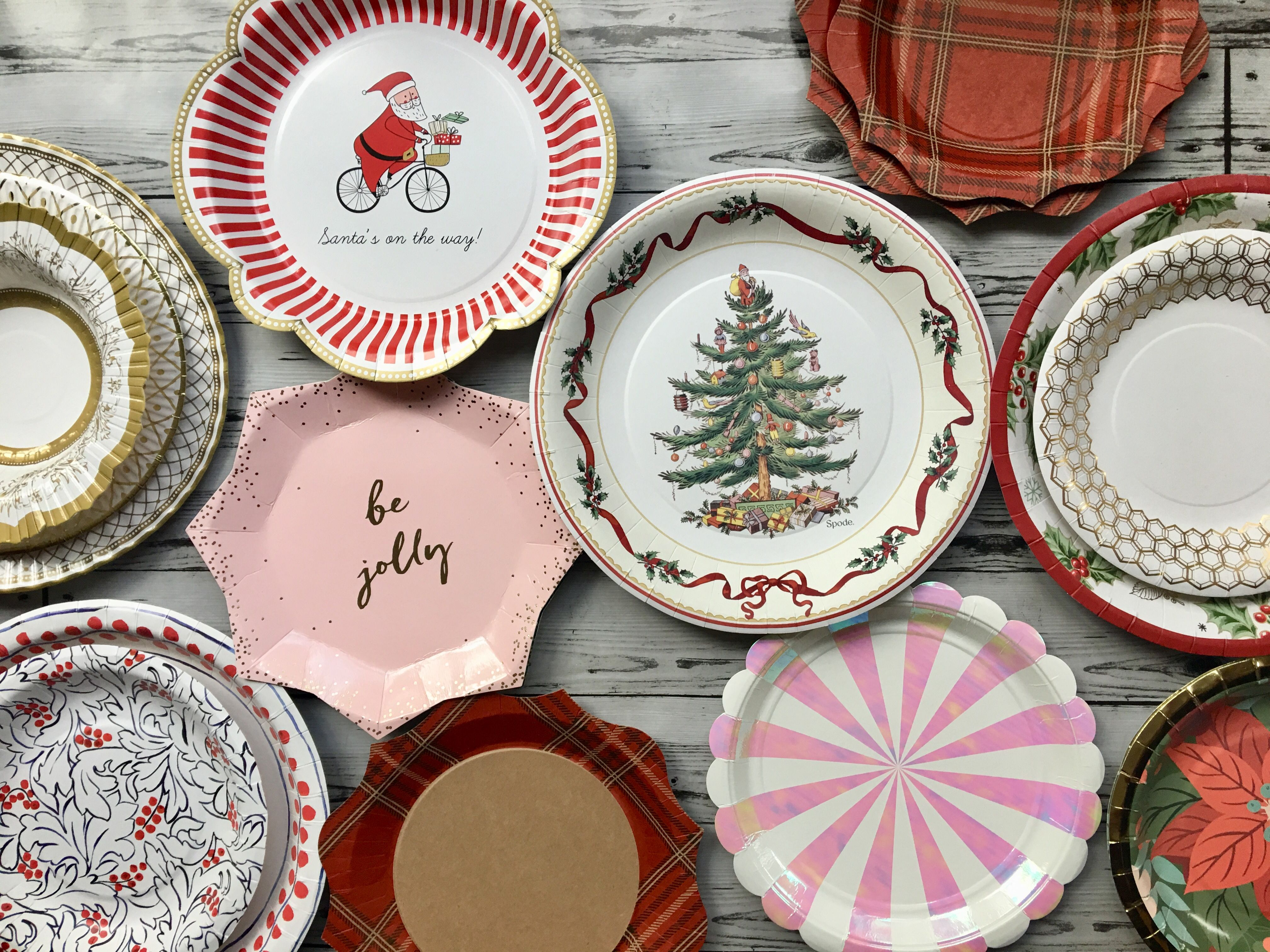 Holiday Paper Plates from traditional to cute to modern. Available from our website and by & Holiday Paper Plates from traditional to cute to modern. Available ...