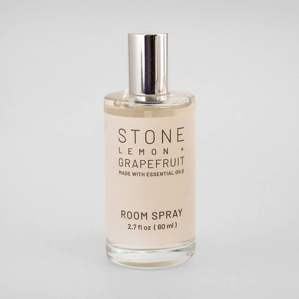 80ml Room Spray Stone Grey Lemon Grapefruit Project 62