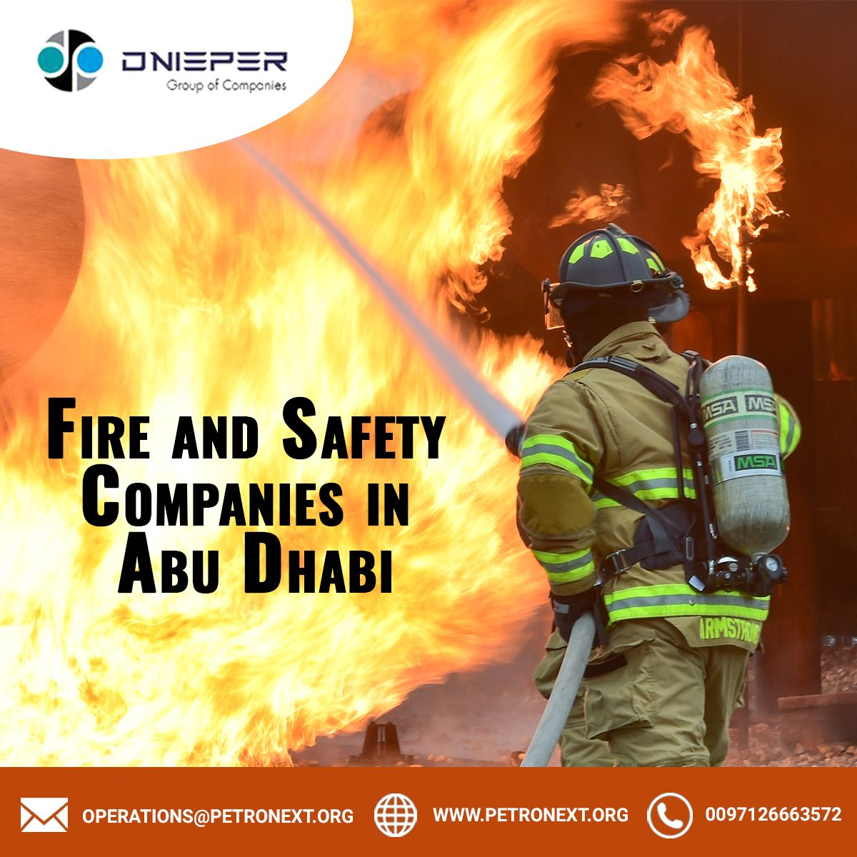 Fire and Safety Companies in Abu Dhabi Petronext