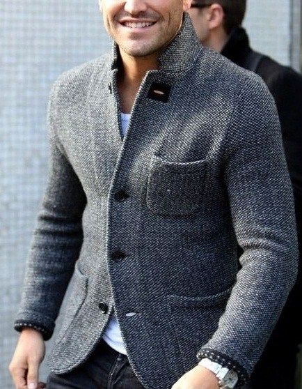 4 Types Of Sweaters You Should Be Knowing Blazer Pinterest
