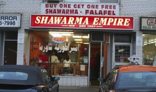 Image Research Shawarma Empire Shawarma Place