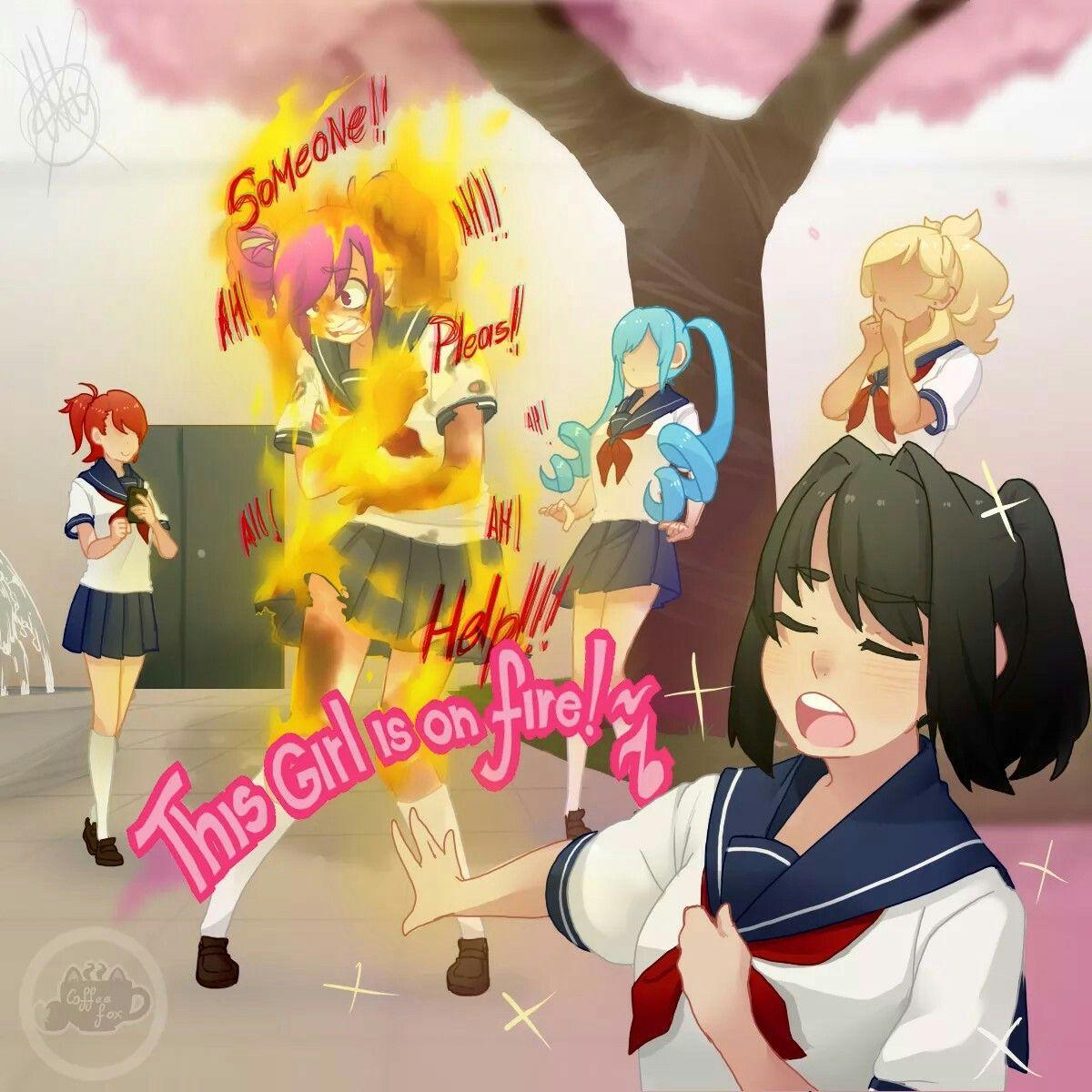 Game development blog yandere classmates anime pinterest nice - Explore Sad Anime Yandere Simulator And More