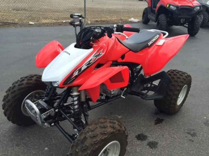 New 2014 Honda Trx 450r Elec Start Atvs For Sale In Oregon 2014