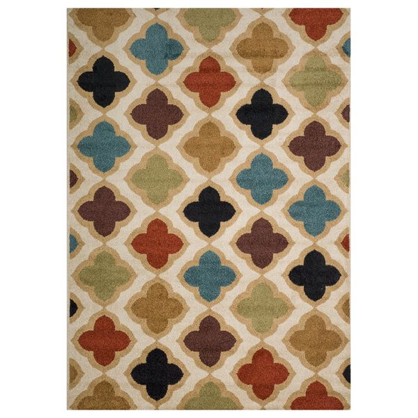 Christopher Knight Home Rosemary Ivy Indoor Outdoor Frieze Rug 8 X 10